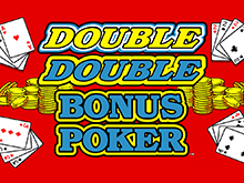 Онлайн-аппарат Double Double Bonus Poker