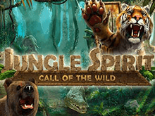Видео-слот Jungle Spirit: Call of the Wild